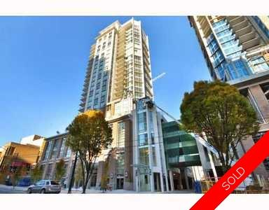 Downtown Condo for sale: VITA 2 bedroom 1,065 sq.ft., 2005 565 Smithe Street