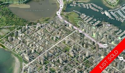 West End Apartment, 2 bedroom 1,044 sq.ft., Vancouver BC, Canada, Condo, Redevelopment Potential