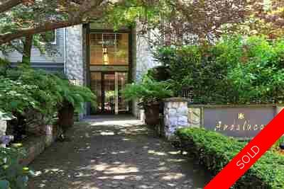 Vancouver West End Townhouse for sale: ANDALUCA 2 bedroom 1,007 sq.ft., David Valente Royal Lepage Sussex, Real Estate