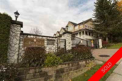 #11 1506 EAGLE MOUNTAIN DRIVE, Coquitlam, BC, V3E 3J4, Canada, Westwood Plateau Townhouse for sale: River Rock 4 bedroom 2,414 sq.ft., David Valente Royal LePage Sussex