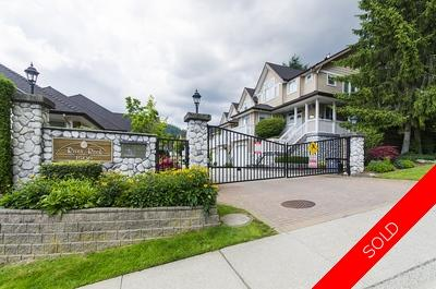 Westwood Plateau Townhouse for sale: 4 bedroom 2,479 sq.ft., 11-1506 Eagle Mountain Drive, River Rock, Coquitlam, BC, V3E 3J4, Canada, David Valente Realtor