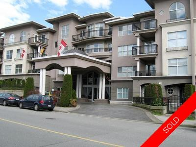 North Coquitlam Condo for sale: Centreville 1 bedroom 658 sq.ft. 118 1185 PACIFIC Street