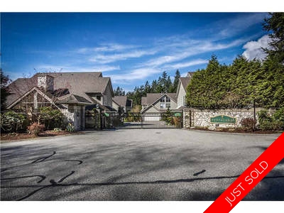 4-1001 Northlands Dr., Luxury Townhouse for sale North Vancouver: 3 bedroom 1,787 sq.ft., David Valente Royal LePage Sussex Real Estate
